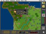 V for Victory: Battleset 1 - D-Day Utah Beach - 1944 Macintosh Night time operations on key targets