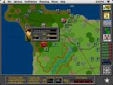 V for Victory: Battleset 1 - D-Day Utah Beach - 1944 Macintosh Germans holding Vauville