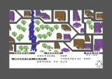 Under Fire! Commodore 64 Game map
