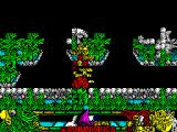 Los Inhumanos ZX Spectrum He can't even trust the flowers