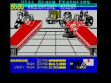 Stir Crazy featuring BoBo ZX Spectrum If BoBo fails to feed the prisoners fast enough he gets beaten up