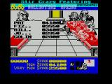 Stir Crazy featuring BoBo ZX Spectrum End of level is quite sudden