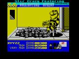 Stir Crazy featuring BoBo ZX Spectrum Level 2 : BoBo must peel potatoes