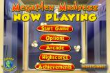 Megaplex Madness: Now Playing iPhone Title screen