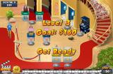 Megaplex Madness: Now Playing iPhone At the start of a level, your target goal is shown