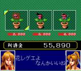 Ane-san TurboGrafx CD ...plants with idiotic faces...