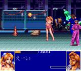 Ane-san TurboGrafx CD The sexy boss Ruri is now a playable character!