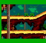 The Jungle Book SEGA Master System Gameplay