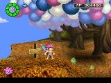 Tomba! PlayStation The forest of 100 flowers under the magic of the evil pig