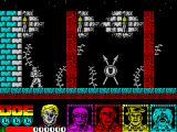 Defenders of the Earth ZX Spectrum The game starts here