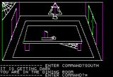 Hi-Res Adventure #1: Mystery House Apple II Ah, a candle. Could be useful...