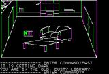Hi-Res Adventure #1: Mystery House Apple II Hmm, another note...