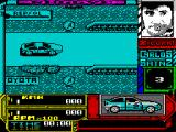 Carlos Sainz ZX Spectrum The start of the race