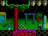 Clive Barker's Nightbreed:  The Action Game ZX Spectrum This kick knocks the snake off-screen