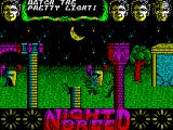 Clive Barker's Nightbreed:  The Action Game ZX Spectrum Boone makes tough guy comments as he fights. The pretty light is in fact a bomb and he should be running....