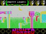 Clive Barker's Nightbreed:  The Action Game ZX Spectrum Well - at least it takes us both down