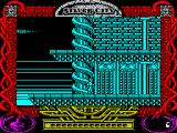 The Neverending Story II: The Arcade Game ZX Spectrum The game starts here