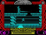 The Neverending Story II: The Arcade Game ZX Spectrum Running to the right, now on to the third screen