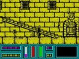 Night Hunter ZX Spectrum The game starts here