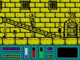 Night Hunter ZX Spectrum I can change into a werewolf. I can go upstairs