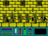 Night Hunter ZX Spectrum A bit further on - a screen with a lady in it
