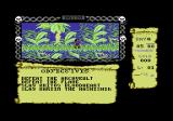 Duel Master: Blood Valley Commodore 64 Out in the jungle