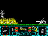 R.A.M. ZX Spectrum The game does vary the distribution of enemies. Sometimes this launcher is there, sometimes there are troops, sometimes both together, sometimes nothing