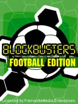 Blockbusters: Football Edition J2ME Title screen