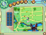 Tun Town 2 Windows City map. The city is very big, it takes a while to explore it all!..