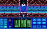 Impossible Mission II Atari ST The game begins here