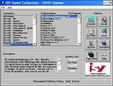 10 Tons of Games: Mega Collection 1 Windows When the compilation CD is loaded the RomCat menu displays automatically. 