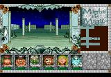 Might and Magic III: Isles of Terra TurboGrafx CD The city at night