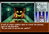 Might and Magic III: Isles of Terra TurboGrafx CD I gained entrance to Raven Guild. Now I regret it...