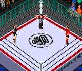 Super Fire Pro Wrestling Queen's Special TurboGrafx CD Getting ready...