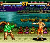 Fatal Fury 2 TurboGrafx CD Have YOU joined the Thailand Fighters Association (TM)?!..