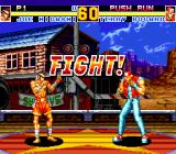 Fatal Fury Special TurboGrafx CD It all started as a friendly meeting in a nice country house...