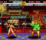 Fatal Fury Special TurboGrafx CD Hong-Kong scenario. Cheng does his customary ape-like taunts
