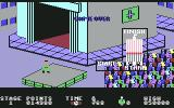 FireTrap Commodore 64 Game Over