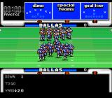 John Madden Duo CD Football TurboGrafx CD Dallas vs. Dallas? That's... suicide