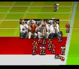 John Madden Duo CD Football TurboGrafx CD Safety... the crowd is not pleased