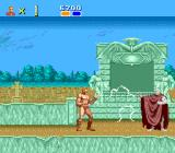 Altered Beast TurboGrafx CD Hey, kindly take that there electricity outta my face!..
