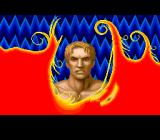Altered Beast TurboGrafx CD Transformation screen