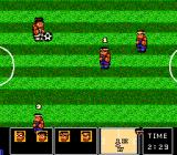 Nintendo World Cup TurboGrafx CD Game in progress. Rather peaceful, so far...