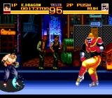 World Heroes 2 TurboGrafx CD Fighting a football player in the US :)