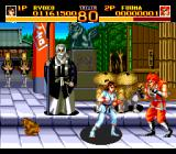 World Heroes 2 TurboGrafx CD Take it, punk!..