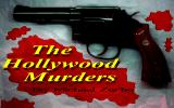 The Hollywood Murders DOS Title screen