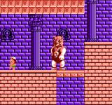 Adventure Island NES Boss