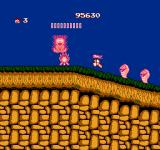 Adventure Island NES Kids, don't play with fire