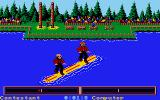 World Games Amiga Toss your opponent into the water