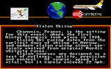 World Games Amiga Slalom Skiing description